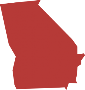 State of Georgia Business Insurance Icon
