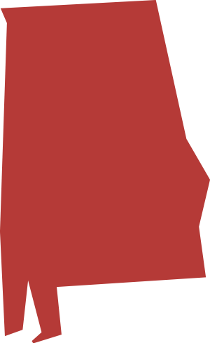 State of Alabama Business Insurance Icon